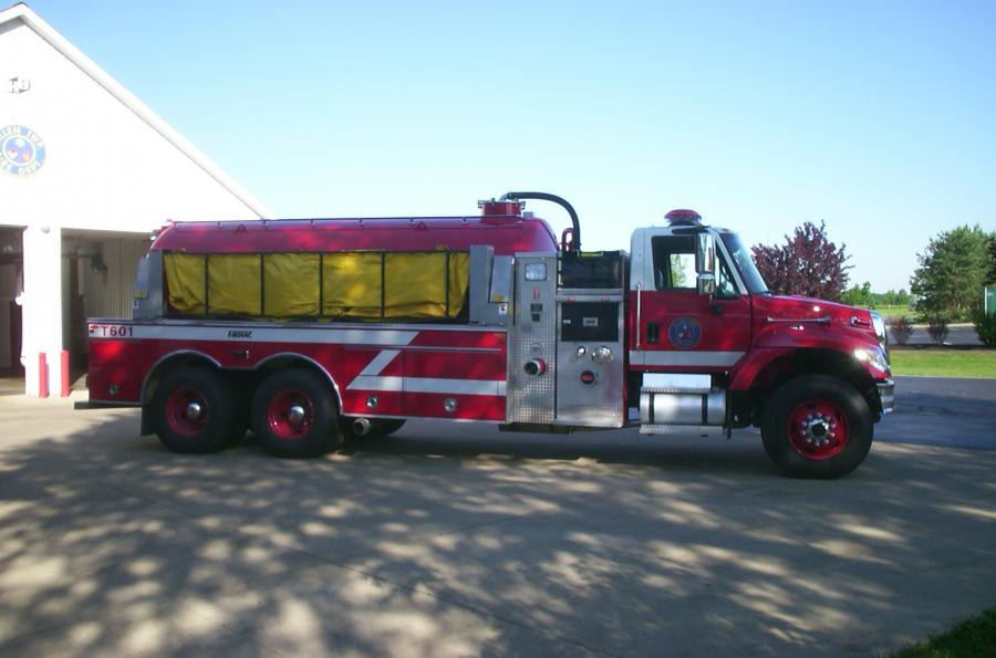 Allen Township Fire Department - Marysville, OH  HAWK QP