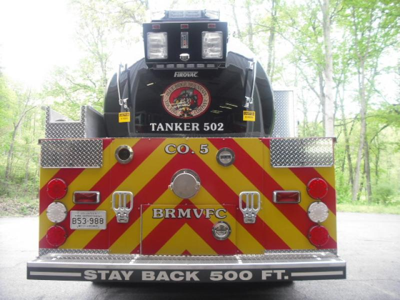 Blue Ridge Mountain Fire Company - Harpers Ferry, WV   HAWK QP