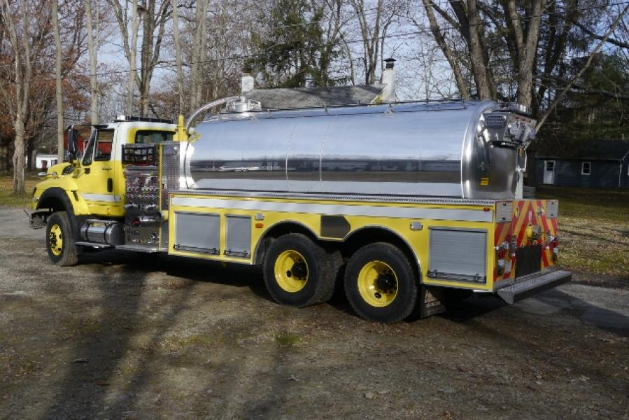 Apalachin Fire District - Apalachin, NY   HAWK QP