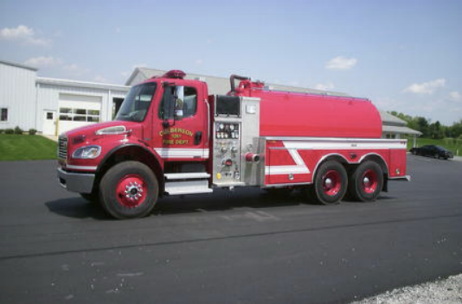 Culberson Volunteer Fire Department Inc. - Culberson, NC   HAWK  QP