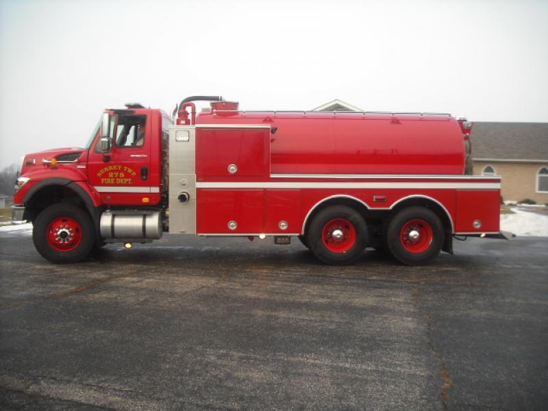 Surrey Township Fire Department - Farwell, MI   HAWK