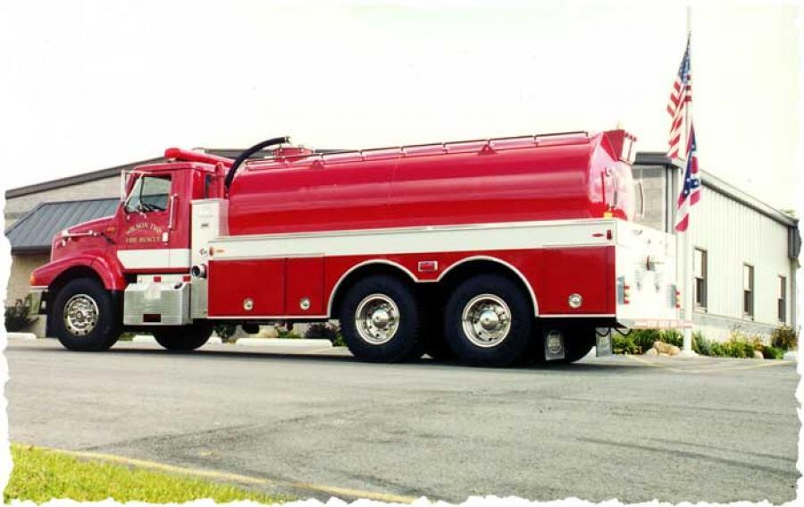 Wilson Township Fire Rescue - Alpena, MI   HAWK
