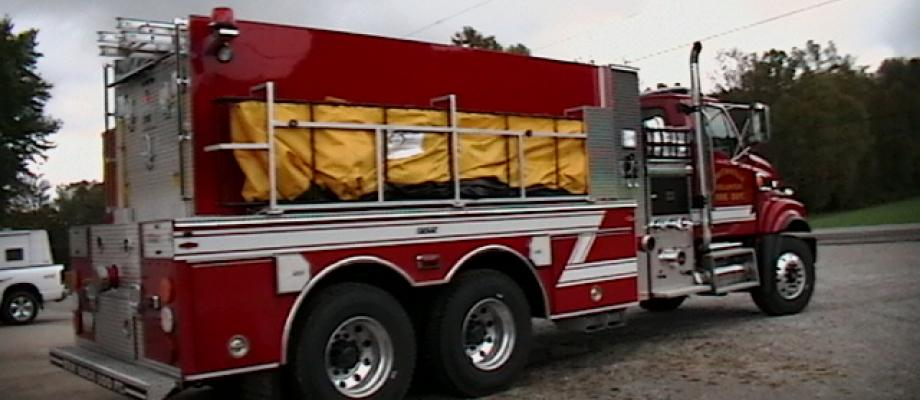 Smithville Volunteer Fire Department - Smithville, WV   EAGLE QP