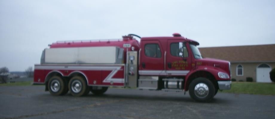 Tri Town Fire Department - Mio, MI   HAWK