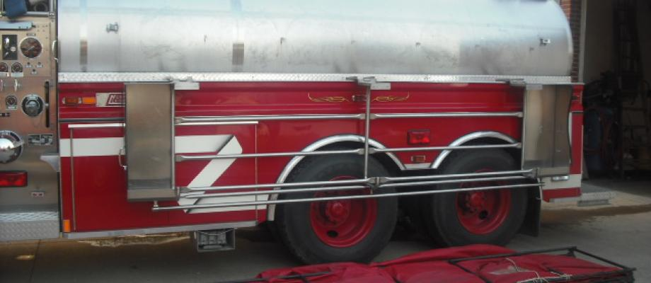 Hayesville Volunteer Fire Department - Hayesville, OH