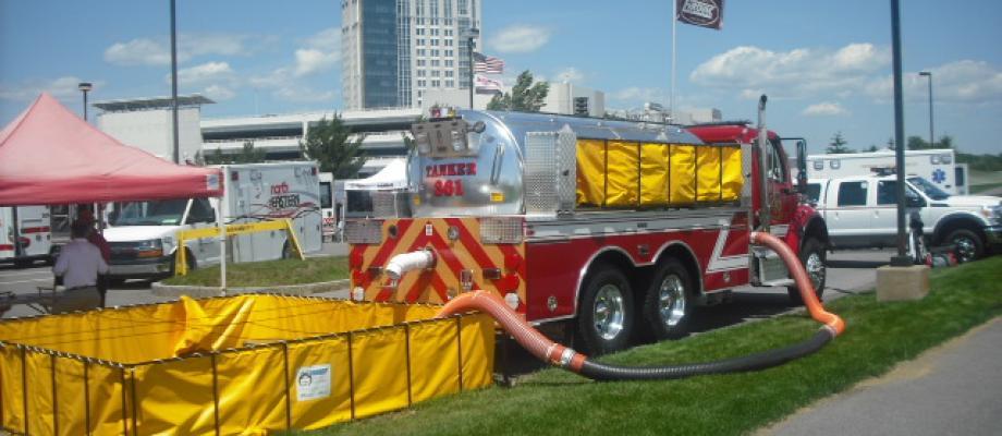 Kiantone Volunteer Fire Department - Jamestown, NY   HAWK
