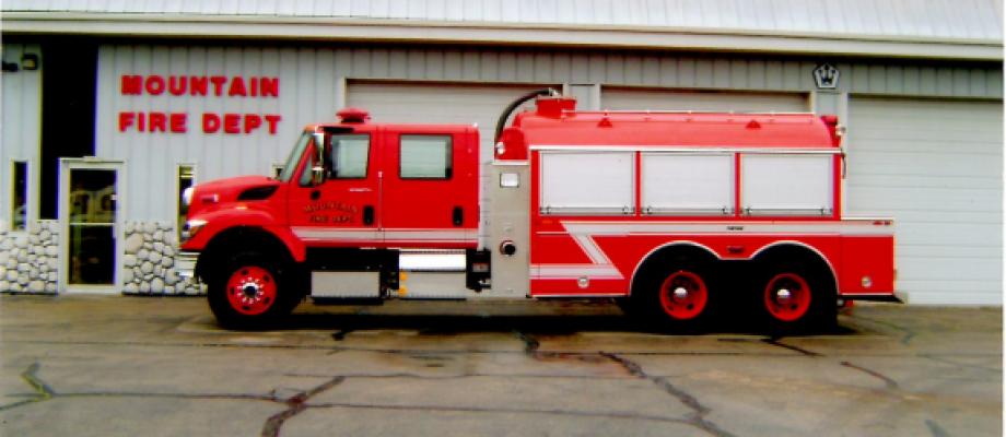 Mountain Volunteer Fire Department - Mountain, WI   HAWK