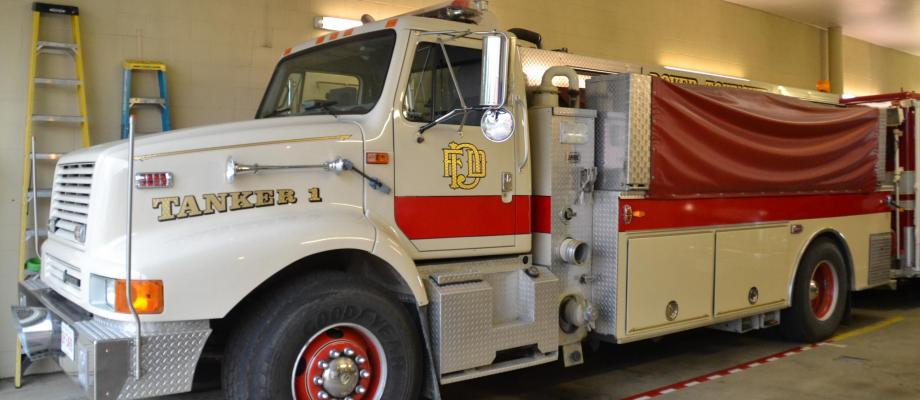Dover Fire Department - Dover, Ohio  EAGLE QP  Photo Credit: Jeff Green