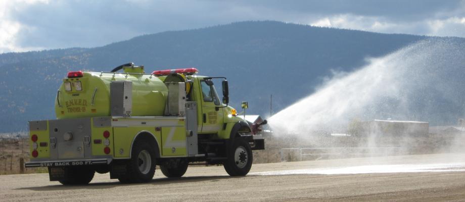 Eagle Nest Volunteer Fire Department - Eagle Nest, NM   HAWK QP