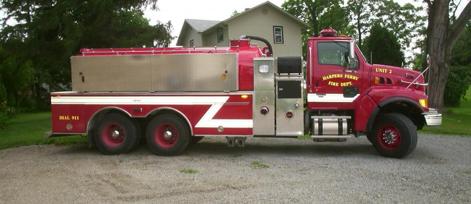Harpers Ferry Volunteer Fire Department - Harpers Ferry, IA   HAWK QP