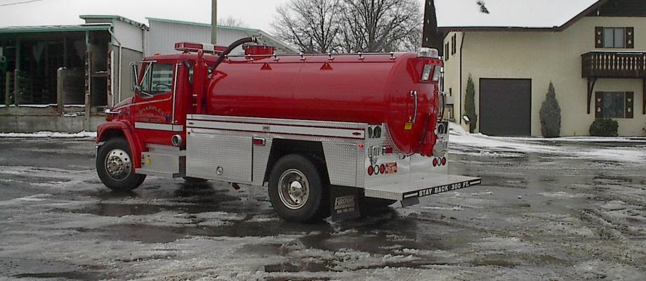Sharples Volunteer Fire Department - Sharples, WV   RAVEN