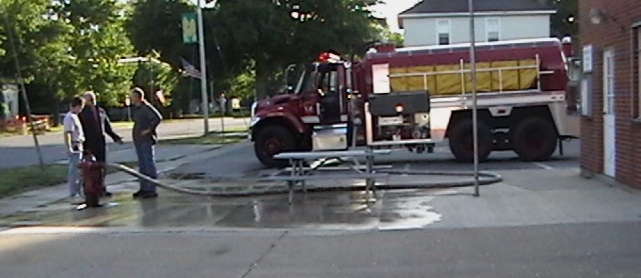 Centreville Volunteer Fire Department - Centreville, MI   RAVEN