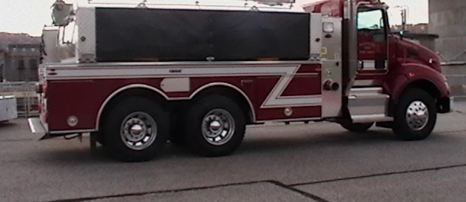 Route 34 Volunteer Fire Department - Red House, WV   HAWK