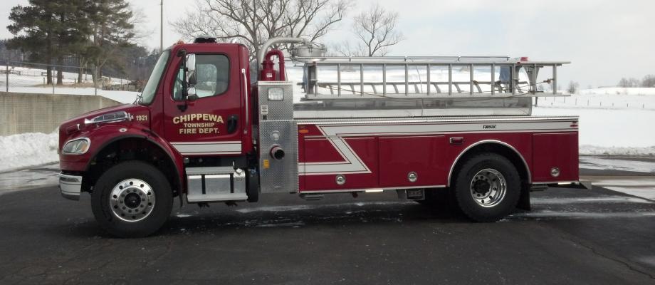 Chippewa Township Fire Department - Doylestown, OH   HAWK