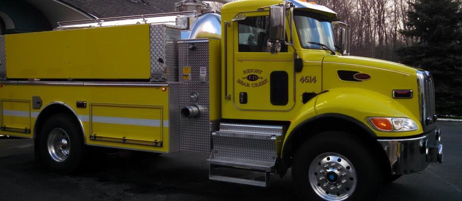 Resort Bear Creek Fire Department - Petoskey, MI