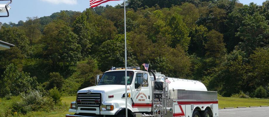 Wharton Barrett Volunteer Fire Department - Wharton, WV   HAWK QP