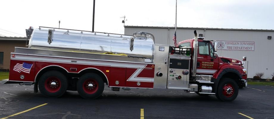 Vermilion Township Fire Department - Vermilion, OH   HAWK QP