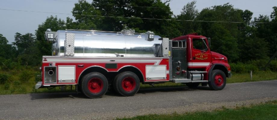 Haysville Volunteer Fire Department - Hayesville, OH