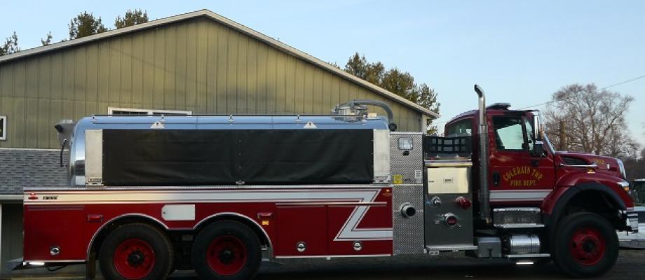 Colerain Township Fire Department - Kingston, OH  HAWK QP