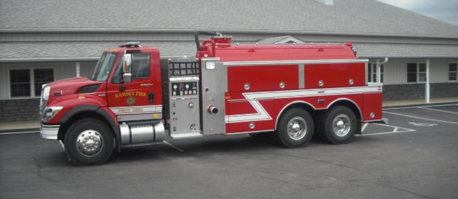 Ramsey Volunteer Fire Department - Ramsey, IL   HAWK QP