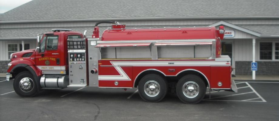 Ramsey Volunteer Fire Department - Ramsey, IL   HAWK QP