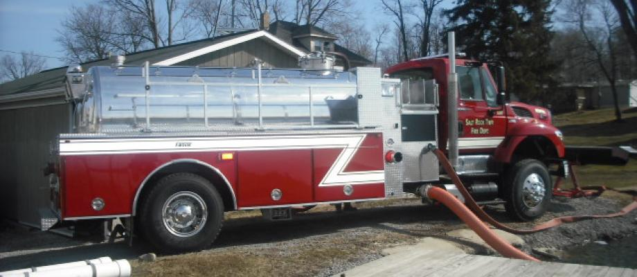 Salt Rock Township Volunteer Fire Department - Morral, OH   HAWK QP