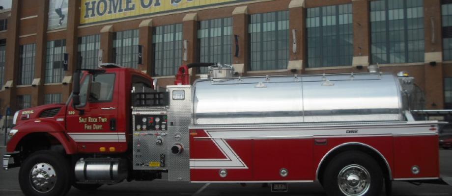 Salt Rock Township Volunteer Fire Department - Morral, OH   HAWK QP