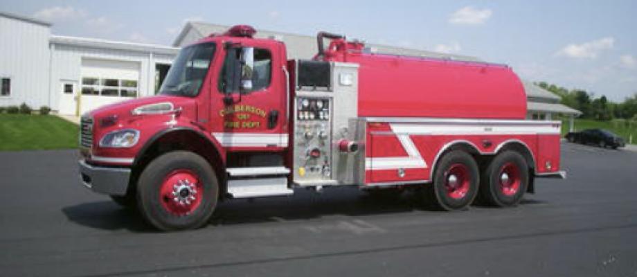 Culberson Volunteer Fire Department Inc. - Culberson, NC   HAWK  QP
