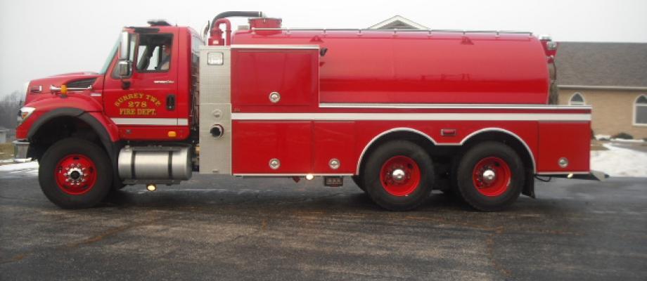 Surrey Township Fire Department - Farwell, MI   HAWK