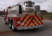 Vacuum Tanker for Route 34 VFD in Red House, WV