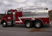 Vacuum tanker for Route 34