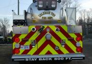 Colerain Twp Hawk QP with 3000 Gallon Vacuum Tank and 1000 GPM Fire Pump