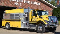 Wooster Township Fire Department - Wooster, Ohio  EAGLE QP  Photo Credit: Jeff Green