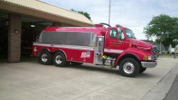 Marcellus Volunteer Fire Department - Marcellus, MI   HAWK