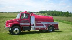 Leesburg Township Volunteer Fire Department - Marysville, OH   HAWK