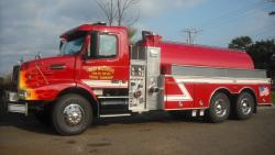West Millgrove Volunteer Fire Department - Fostoria, OH   HAWK QP