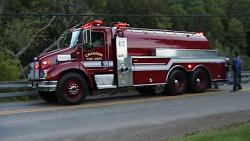 Crandon Volunteer Fire Department - Crandon, WI   HAWK