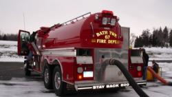 Bath Township Fire Department - Bath, MI   HAWK