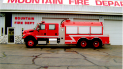 Mountain Volunteer Fire Department - Mountain, WI   HAWK