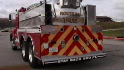 Route 34 Volunteer Fire Department - Red House, WV   HAWK