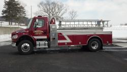 Chippewa Township Fire Department - Doylestown, OH   HAWK