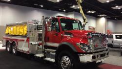 FIROVAC DEMO 8 on Display at FDIC 2018.