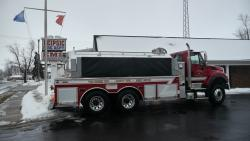 Leipsic Volunteer Fire Department - Leipsic, OH   HAWK