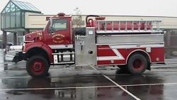 Lockington Volunteer Fire Department - Piqua, OH   HAWK QP