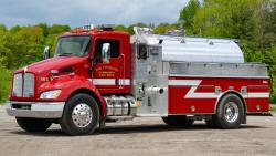 New Pittsburg Community Fire Department - Wooster, Ohio  HAWK QP  Photo Credit: Jeff Green