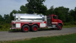 Haysville Volunteer Fire Department - Hayesville, OH