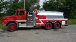 Hayesville Volunteer Fire Department - Hayesville, OH