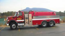 Pilot Knob Volunteer Fire Department - Pilot Mountain, NC   HAWK QP