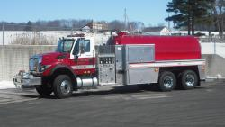 Pocomoke City Volunteer Fire Company - Pocomoke, MD   RAVEN QP