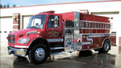Dousman Fire District - Dousman, Wisconsin  EAGLE QP